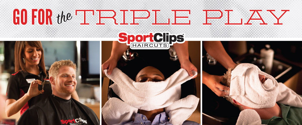 The Sport Clips Haircuts of Johnson Ranch Triple Play